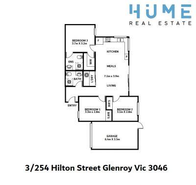 3/254 Hilton Street, Glenroy