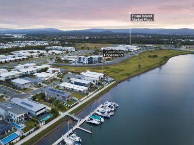 Urban Waterfront Prestige