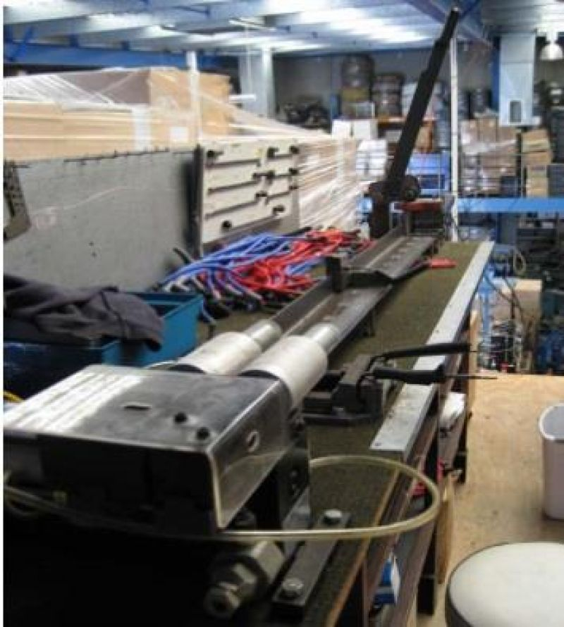 GasMaster Ignition Lead Business (incl: machinery, stock, supplies & goodwill)