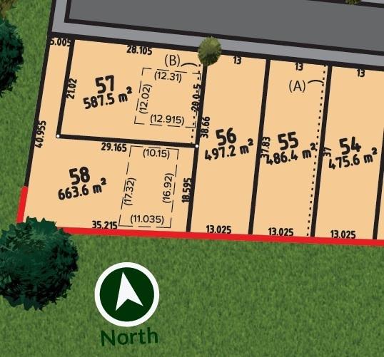 Colebee Lot 58 Stone Ridge Estate