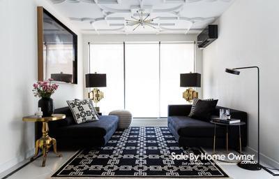 Vogue designer 2 bedroom apartment