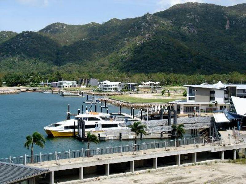 Magnetic Island Car Ferry Terminal