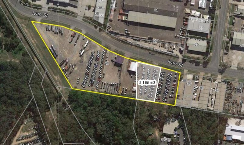 Secure Hardstand Site In Central Location