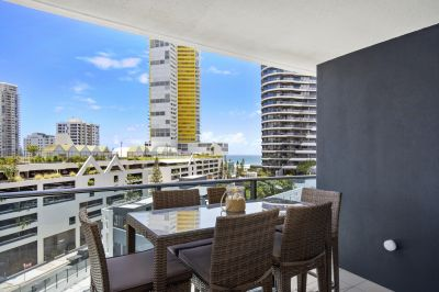 Owner slashes price and say's to SELL! Stunning One Bedroom plus study Oracle Apartment!