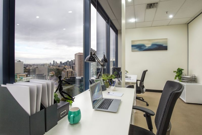 Executive office space in heart of business networking precinct