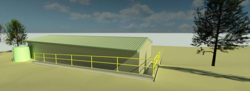 Freehold Moreton Island Storage Sheds