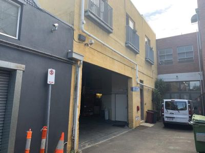 APARTMENT WITH WAREHOUSE - RENT REDUCED - ENQUIRE NOW