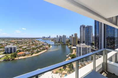 Ultra-Modern Riverfront Apartment  Low Body Corporate