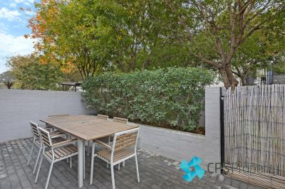 NORTH-FACING TWO BEDROOM GARDEN APARTMENT IN POPULAR 'NEOMETRO' COMPLEX