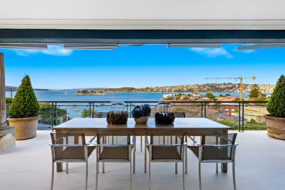 Prestigious Luxury Living With NE Aspect, Sundrenched Pool & Spectacular World Class Harbour Views