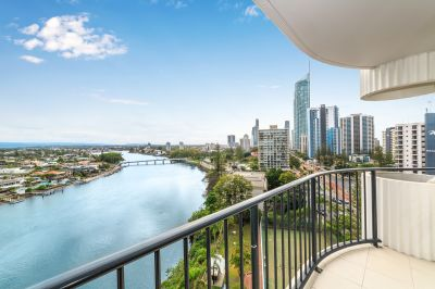 Expansive Ocean and Main River Views