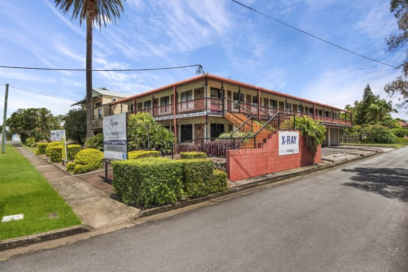 CBD Office With Disability Access