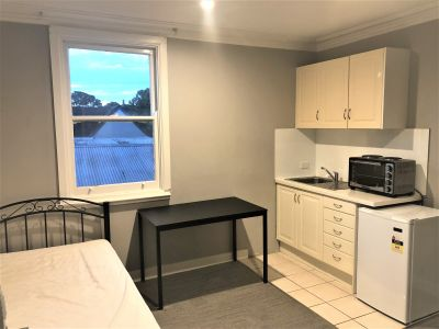 Furnished studio apartments available!