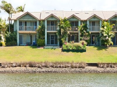 Waterfront Townhouse