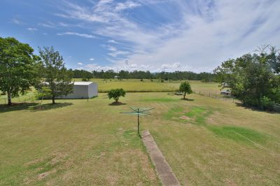 APPROX 7 ACRES (2 lots), 3 BED, 2 BATH + SHED