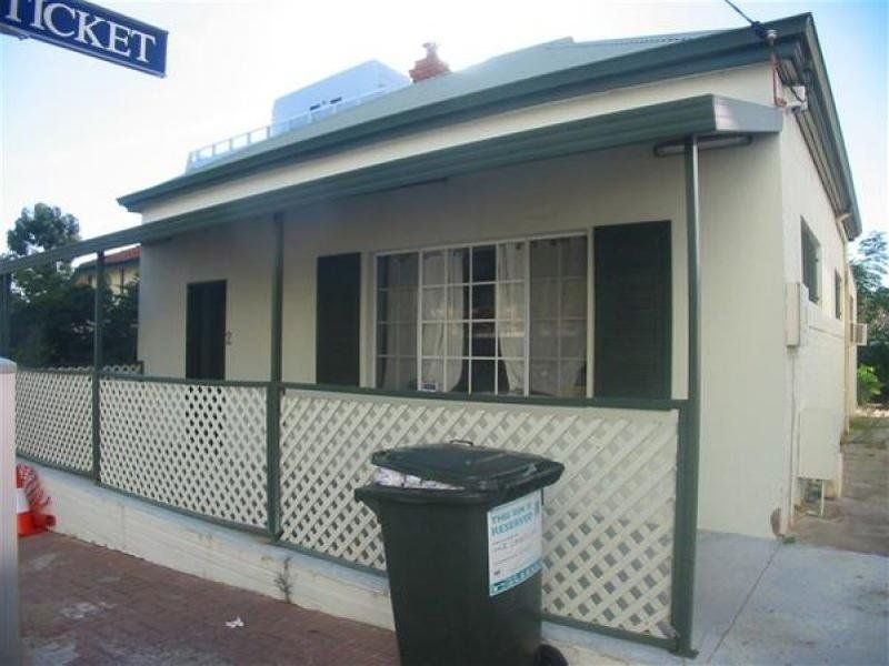 Partitioned West Perth Office Space