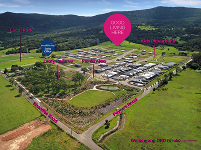 Kembla Grange, (Lot 3014) 77 Payne's Road