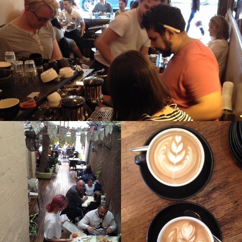 Sydney Inner West Iconic Cafe with high turnover and high profits