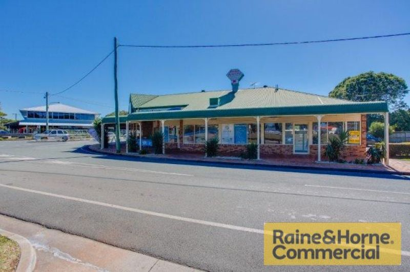57sqm Affordable Shop Space Available - Metres from Moreton Bay