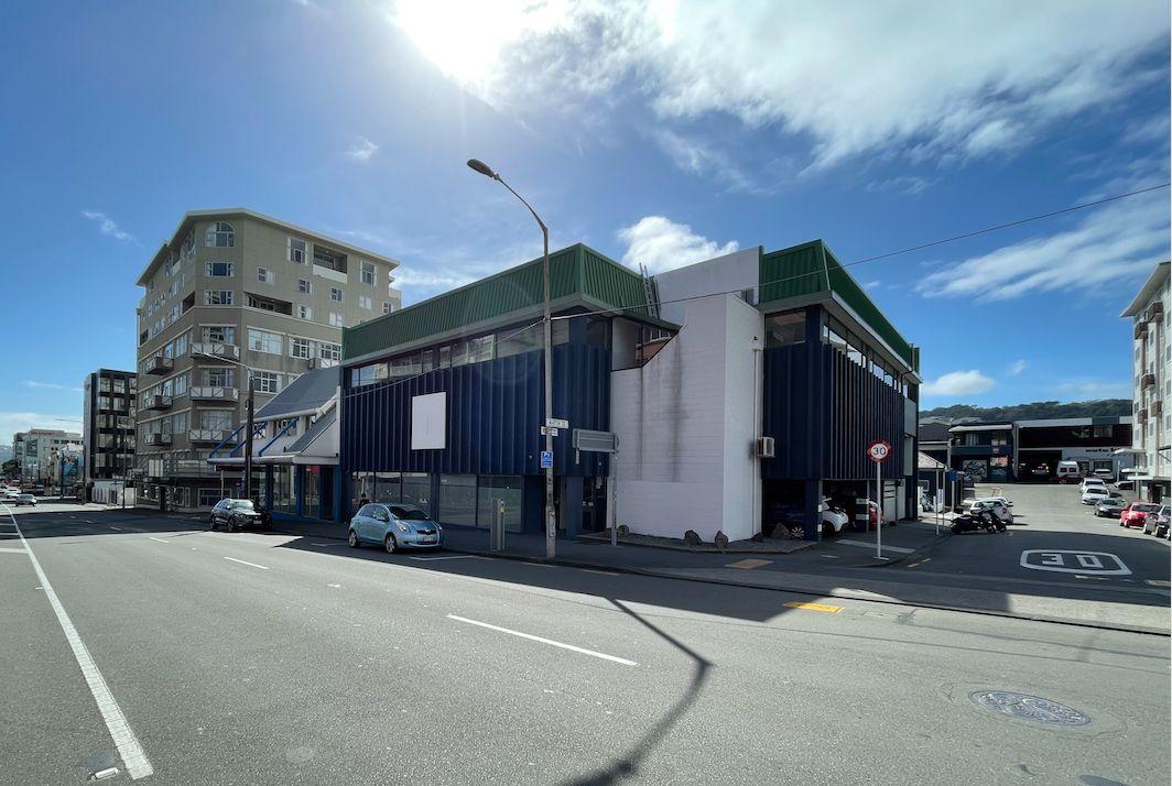 Ground & Level 1/149 Taranaki Street, Te Aro