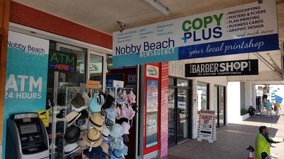 NEWSAGENCY – Nobby Beach ID#4544333  – BARGAIN, WON'T LAST