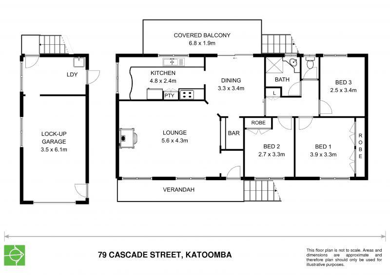 79 Cascade Street Katoomba 2780