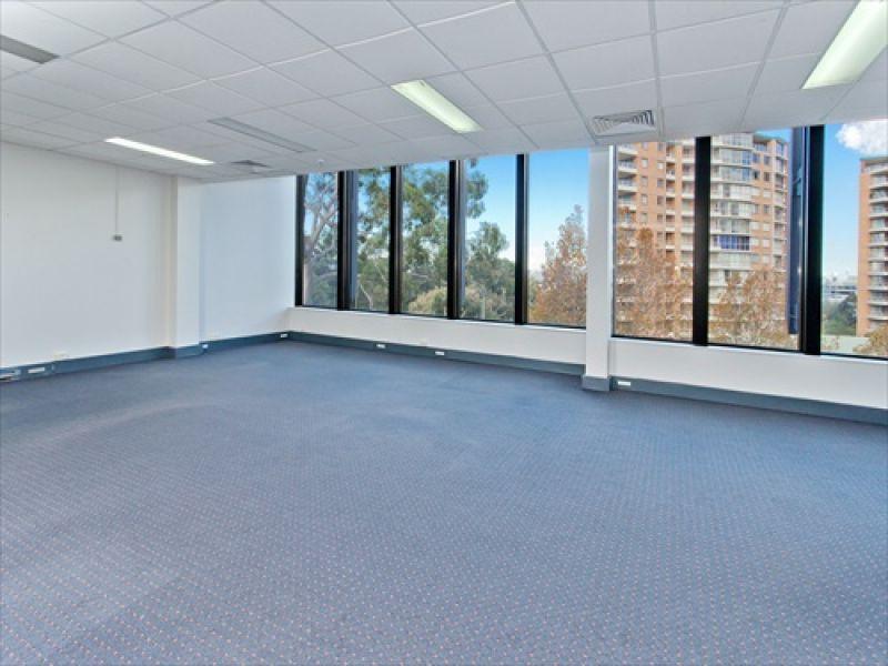 Entire Top Floor Office