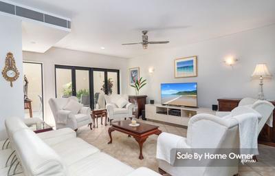 Large four bedroom luxury villa