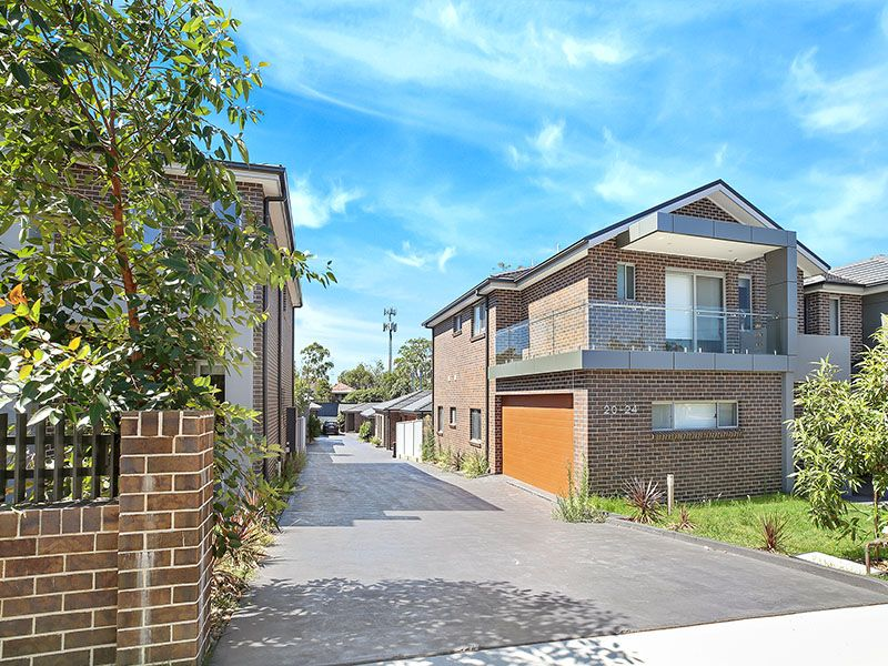 7/20 Meager Avenue, Padstow NSW 2211