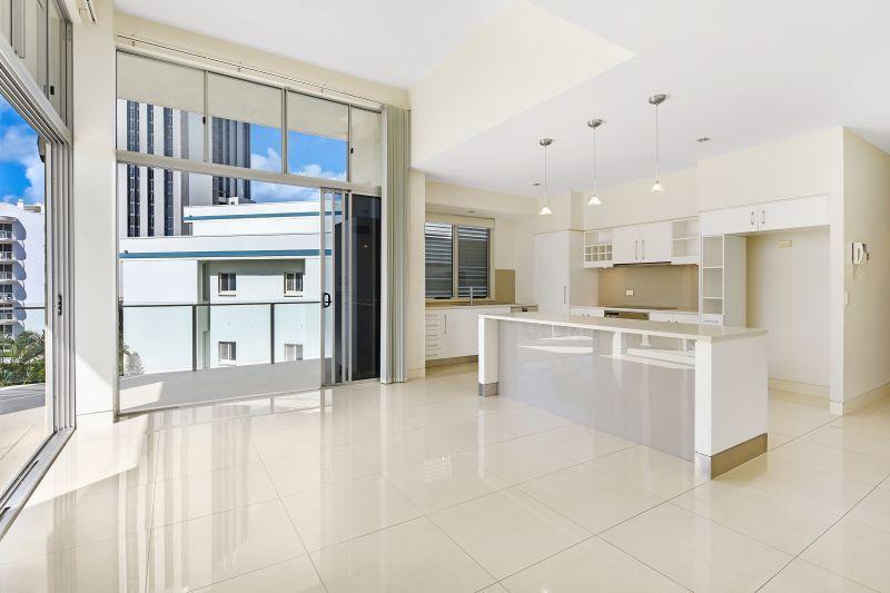 Top Floor Apartment Living with Outdoor Alfresco