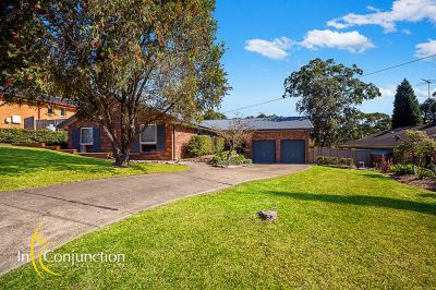 peaceful cul-de-sac location. huge block 1100sqm! renovated thoughout with vogue kitchen + in-ground pool. great family home.