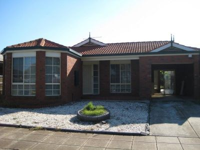 Brick Veneer Family Home situated opposite Emerald Park Reserve.