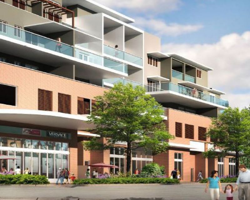 Shearwater development - Premium location