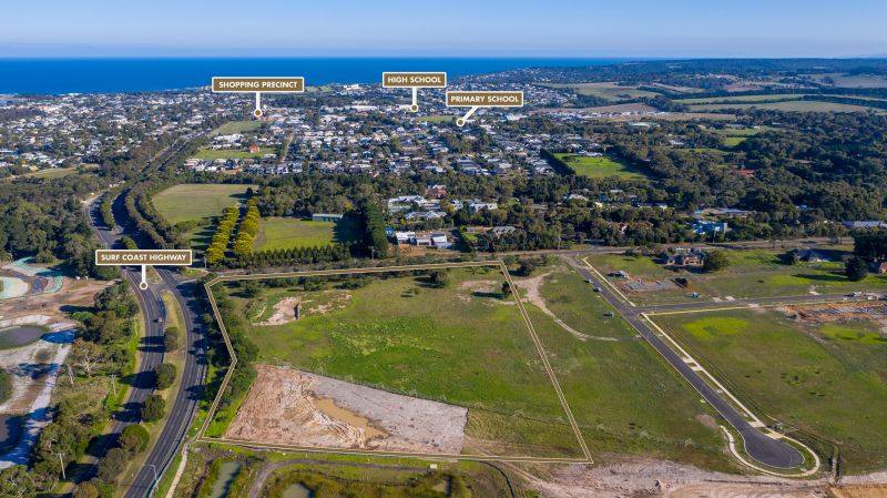 Development Land on The Surf Coast Highway TORQUAY!