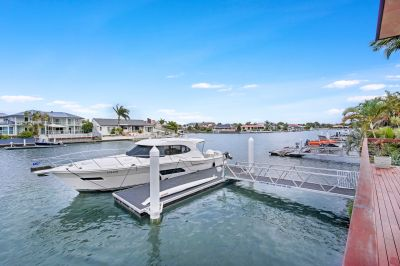 Wide Waterfront Living - 19.2m* - Private Viewings Available
