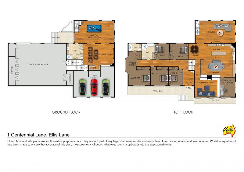 1 Centennial Lane Ellis Lane 2570