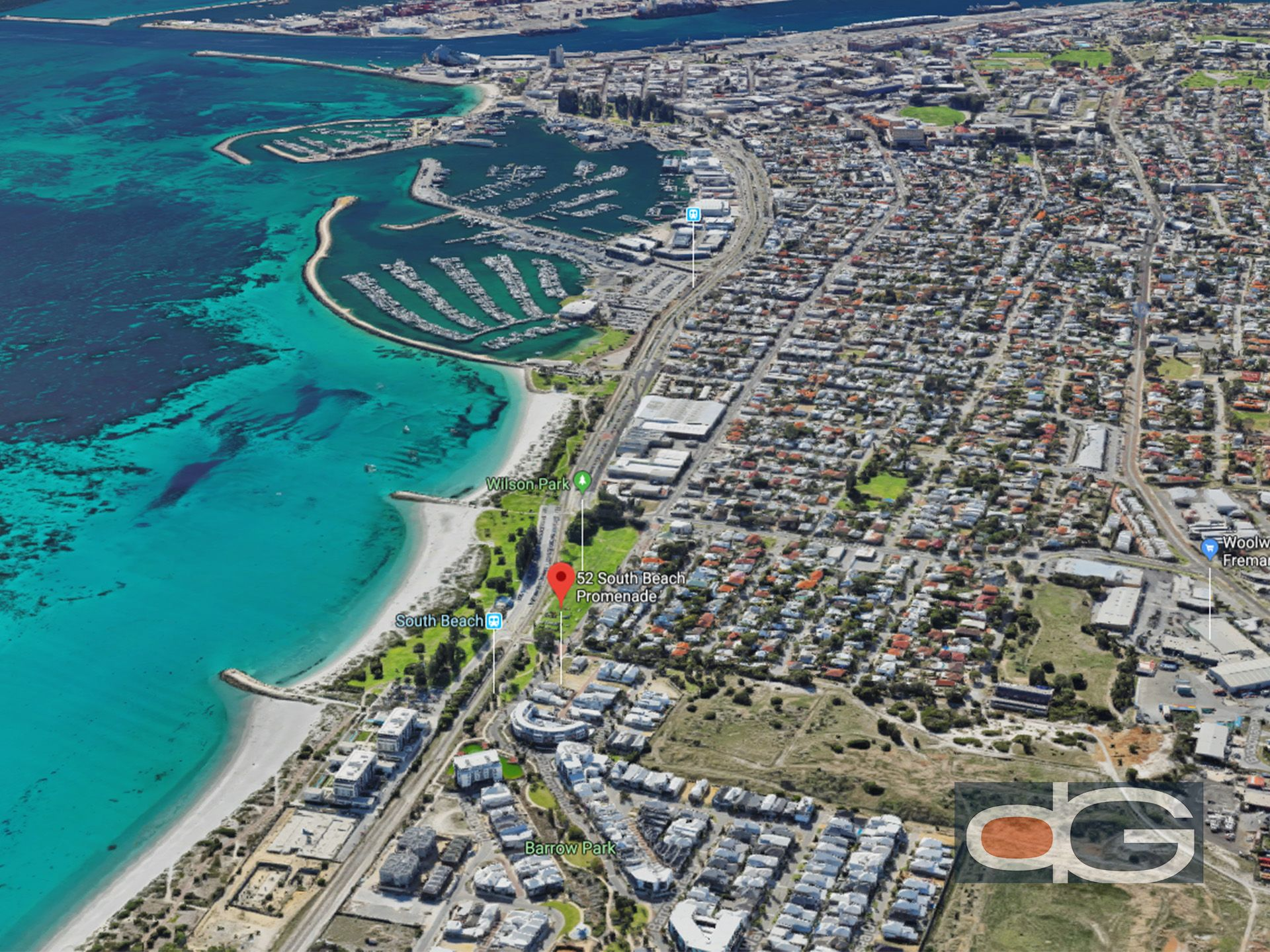 52 South Beach Promenade, South Fremantle