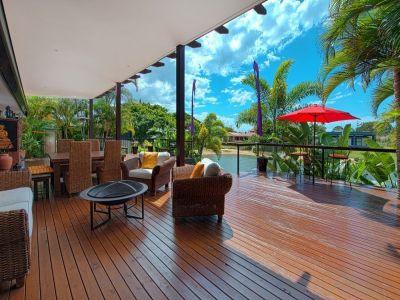 Bali in Broadbeach - North to Water Tropical Oasis