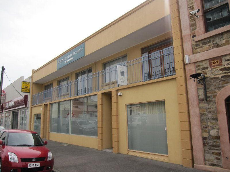 Two storey CBD office within 28m building height zone