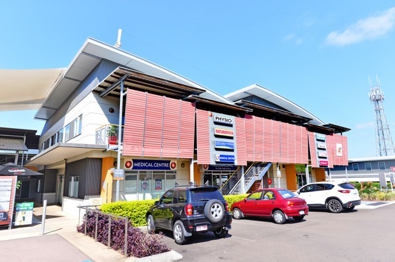 Front Position In Noosaville Medical & Professional Complex