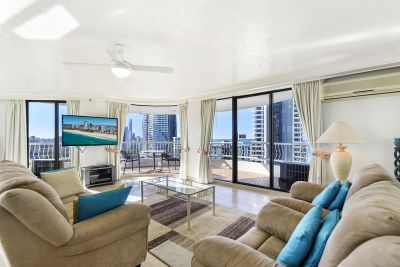 Big Apartment with Great Ocean views