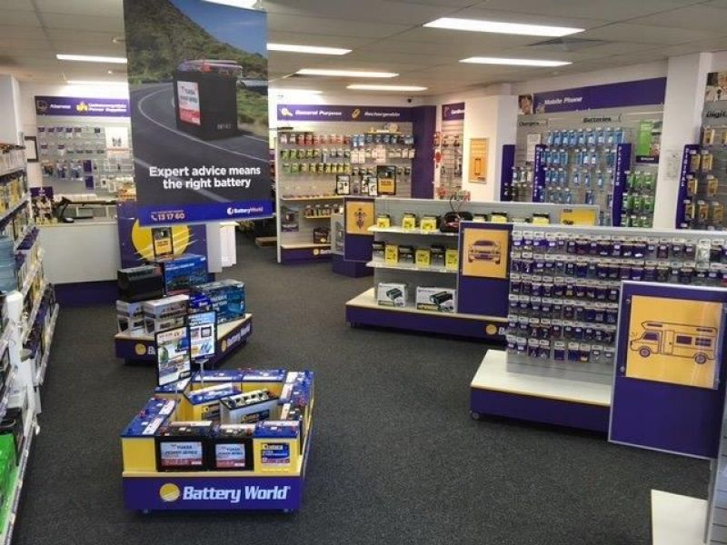 Battery World Bundaberg