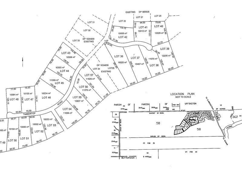 Lot 49 Timbertop Road GLEN OAK 2320