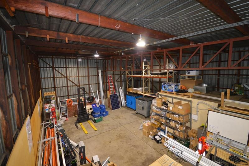Warehouse with Small Office
