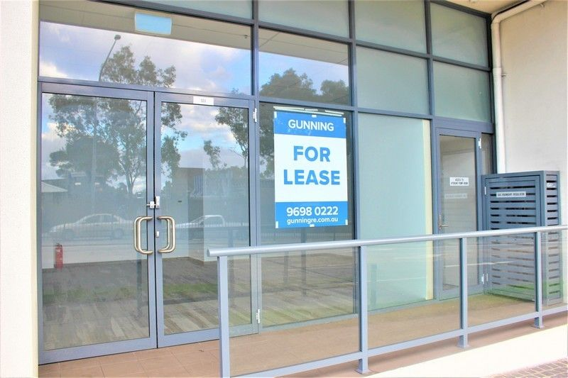 LEASED BY GUNNING - LONG TERM TENANT