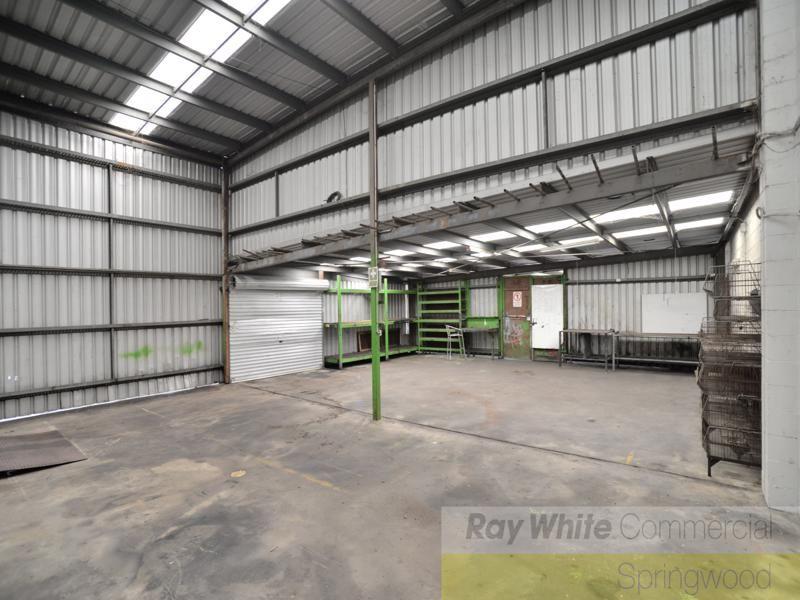 Refurbished 695sqm* Warehouse on 2,436sqm* Site