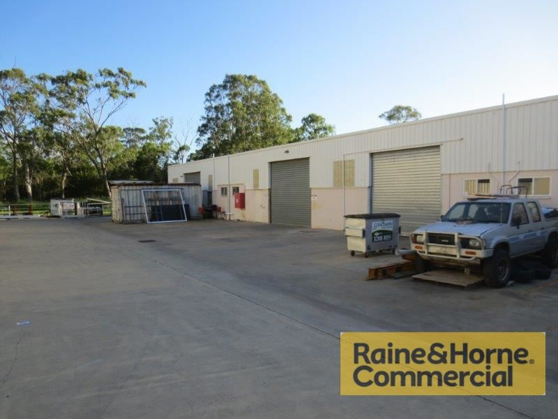 155sqm Clear Span Warehouse with A/c Reception and Offices