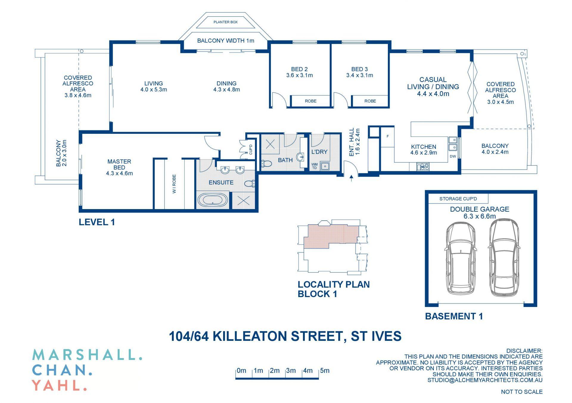 104/64 Killeaton Street St Ives 2075