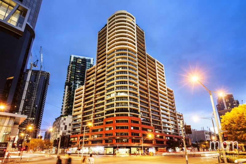 Southbank Tower: Furnished Two Bedroom Apartment in Great Central Location!