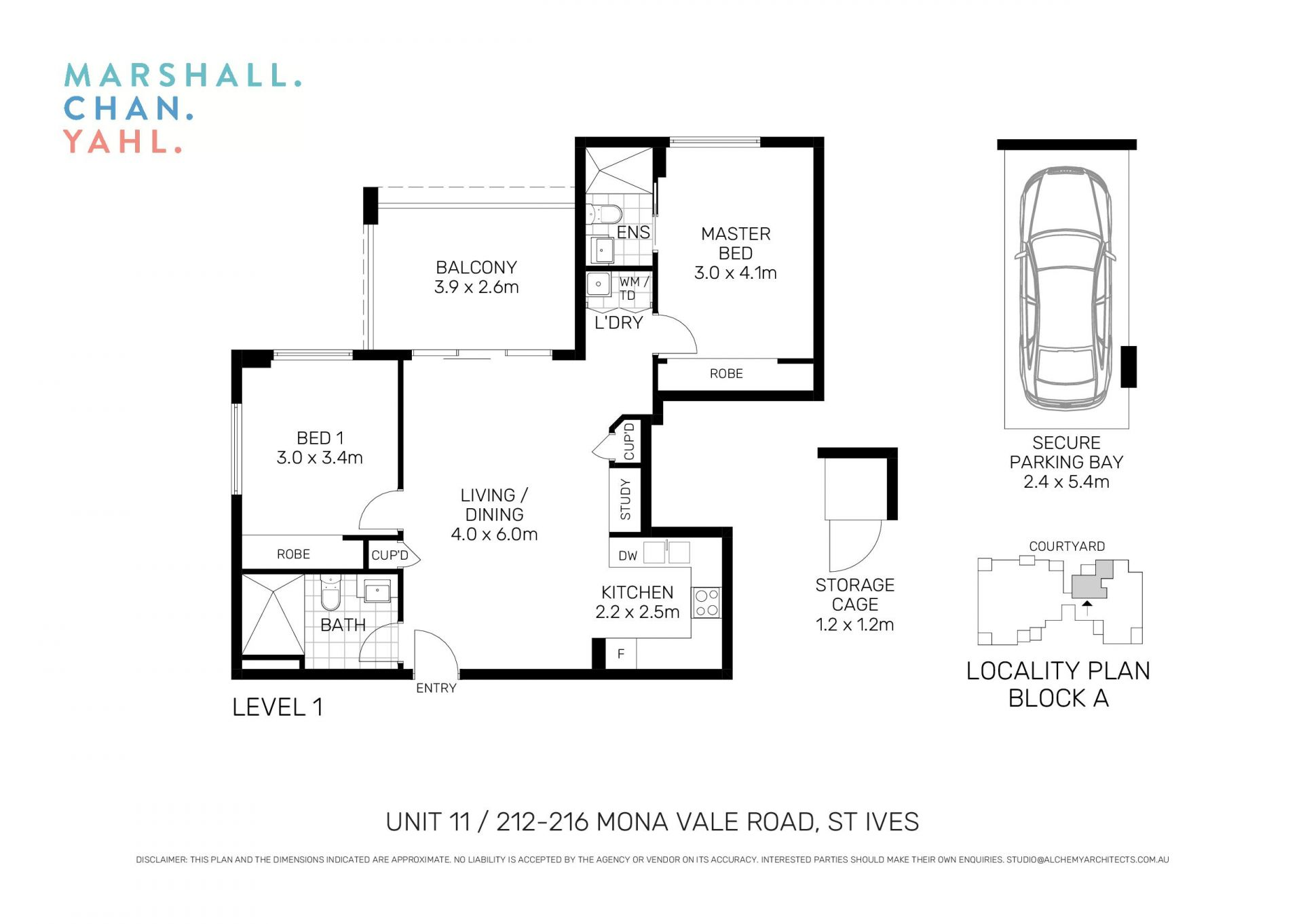 11/212-216 Mona Vale Road St Ives 2075